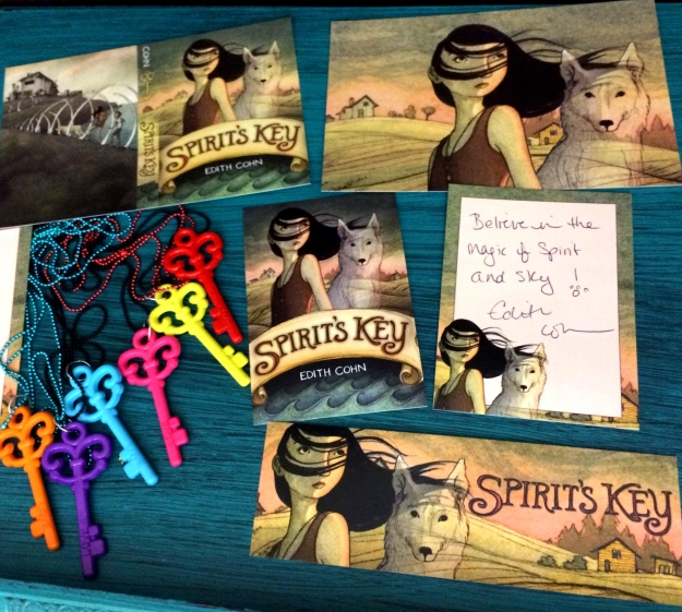 Spirit's Key goodies!